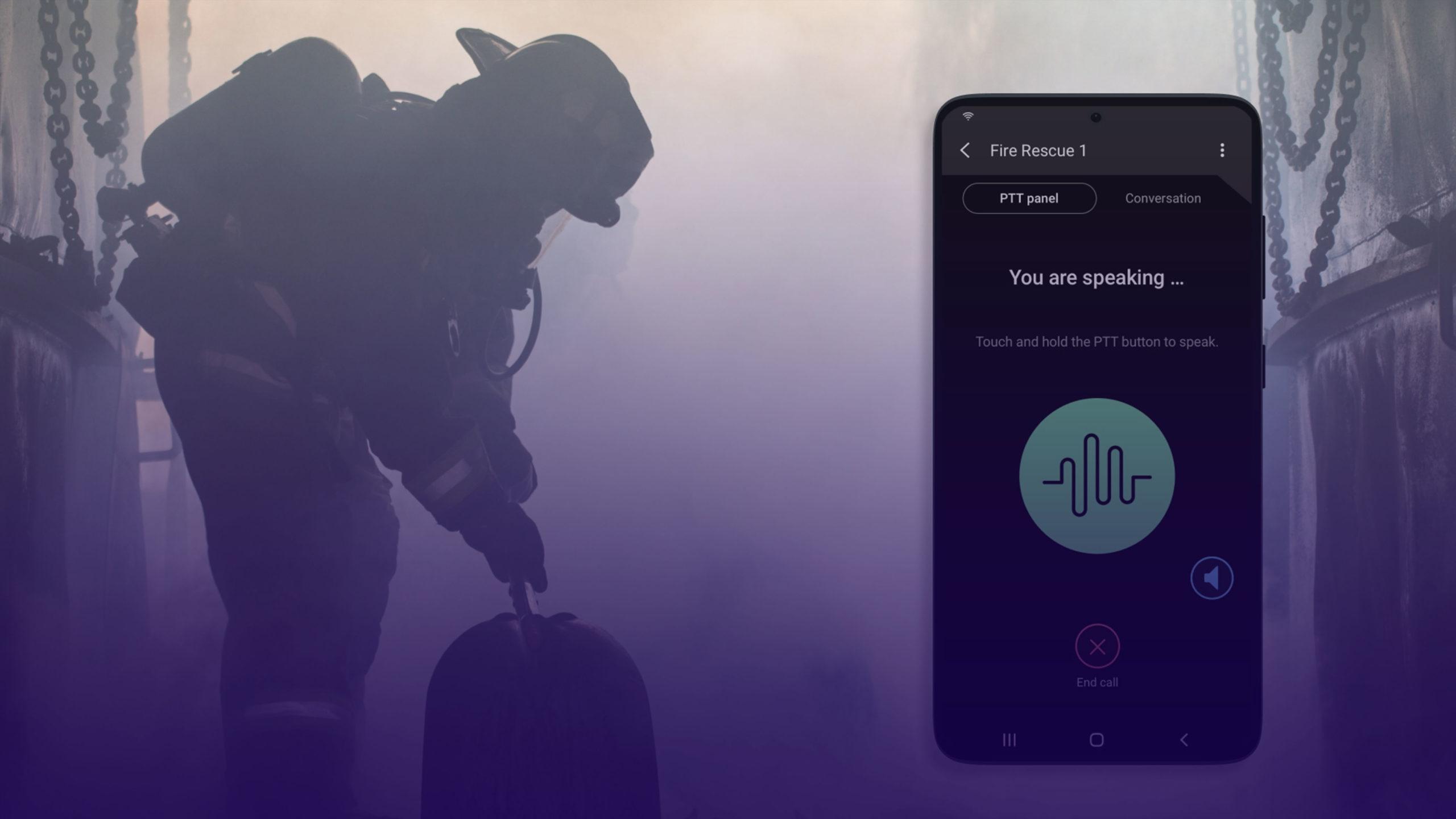 Protected: First Responders App UI design
